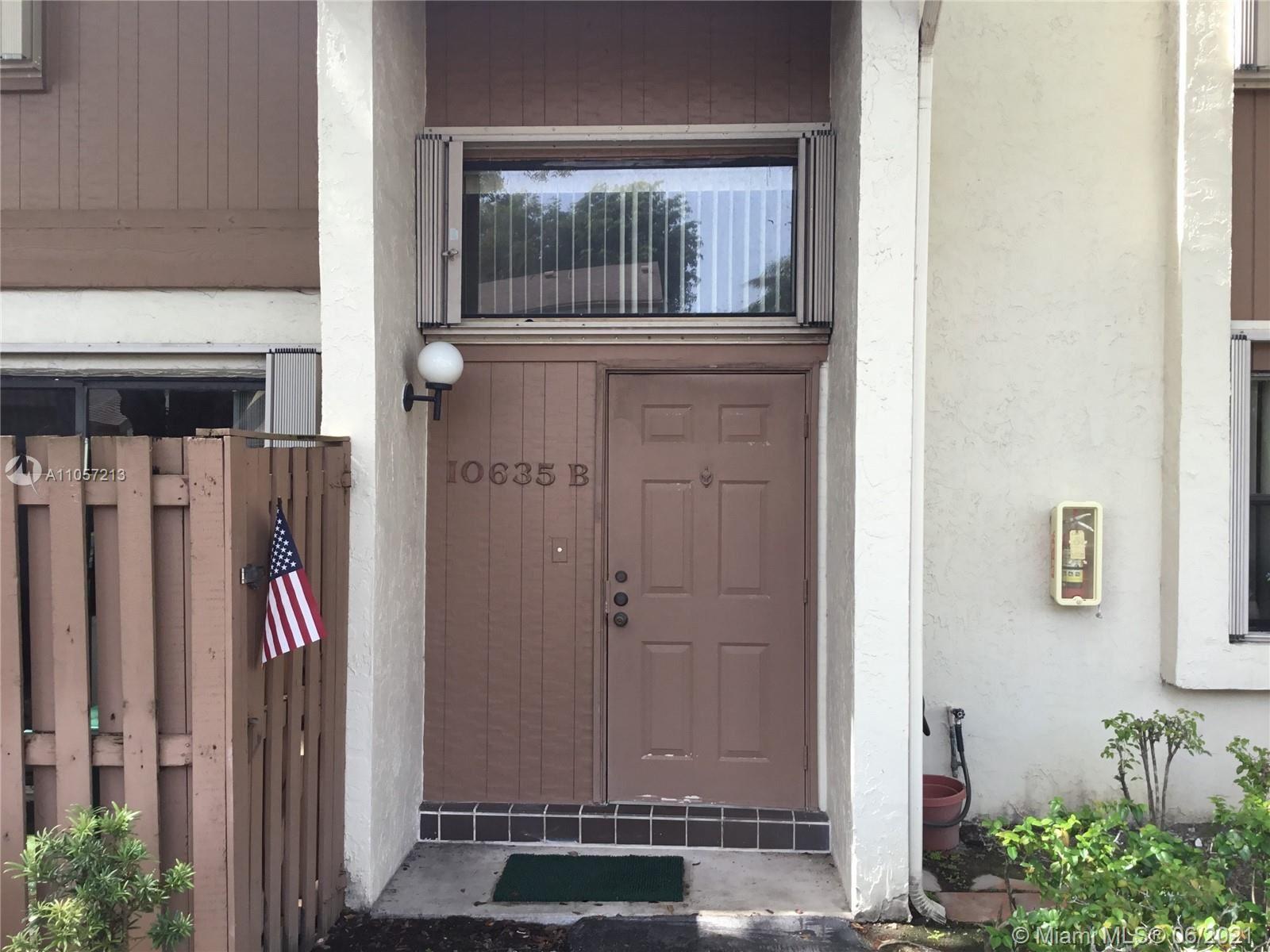 10635 SW 113th Pl #77B, Miami, FL 33176 - #: A11057213