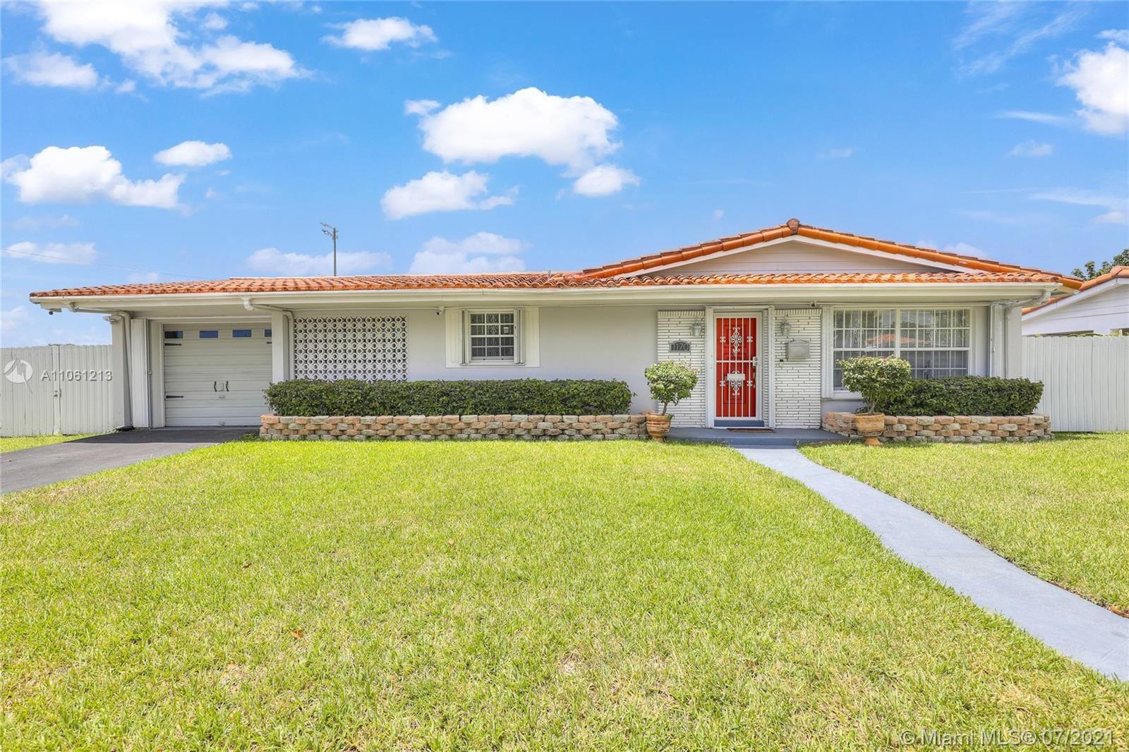 Photo of 1170 NE 171st St, Miami, FL 33162 (MLS # A11061213)