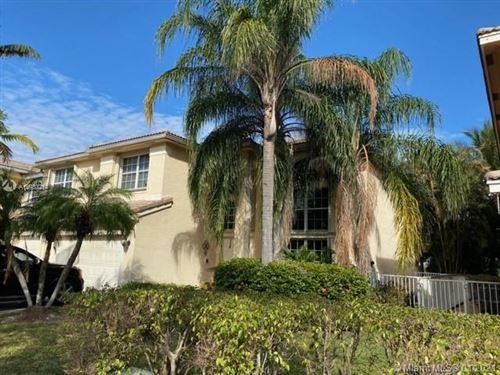 Photo of 16491 SW 18th St, Miramar, FL 33027 (MLS # A10983214)