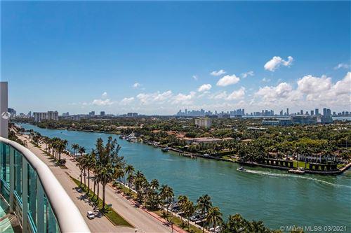 Photo of 5025 Collins Ave #1501, Miami Beach, FL 33140 (MLS # A11020214)
