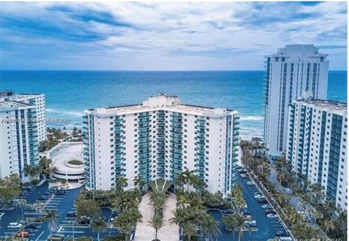 Photo of 3801 S Ocean Dr #6A, Hollywood, FL 33019 (MLS # A11116214)