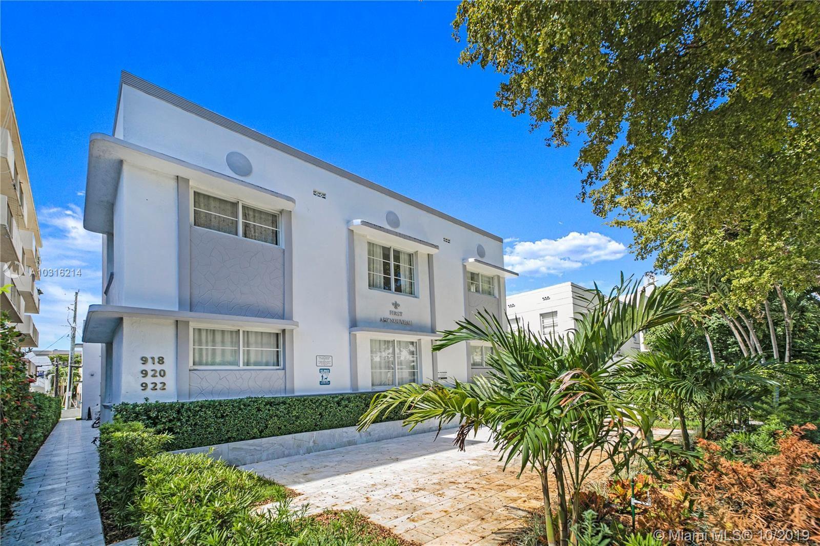 920 Jefferson Ave #5, Miami Beach, FL 33139 - #: A10316214