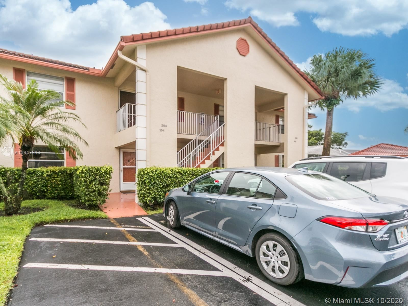 3041 Holiday Springs Blvd #104, Margate, FL 33063 - #: A10947214