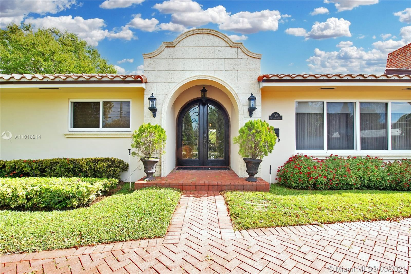 720 W Tropical Way, Plantation, FL 33317 - #: A11016214