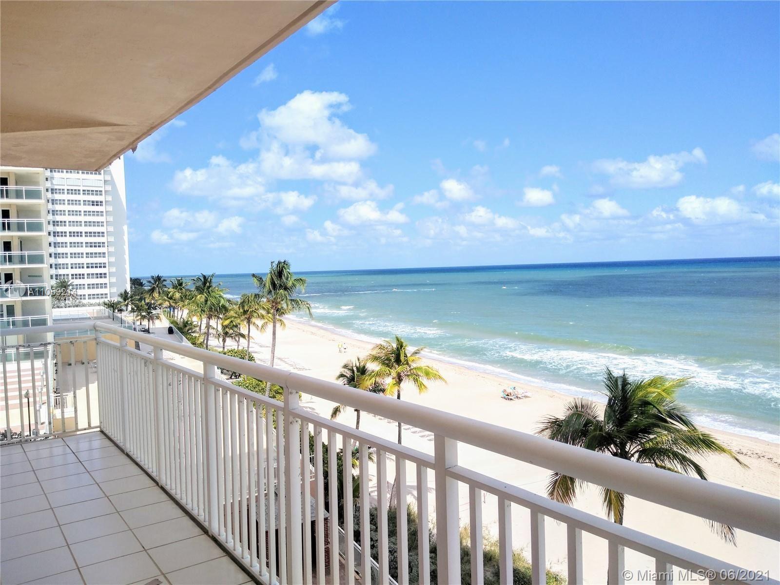 Photo of 3850 Galt Ocean Dr #411, Fort Lauderdale, FL 33308 (MLS # A11059214)