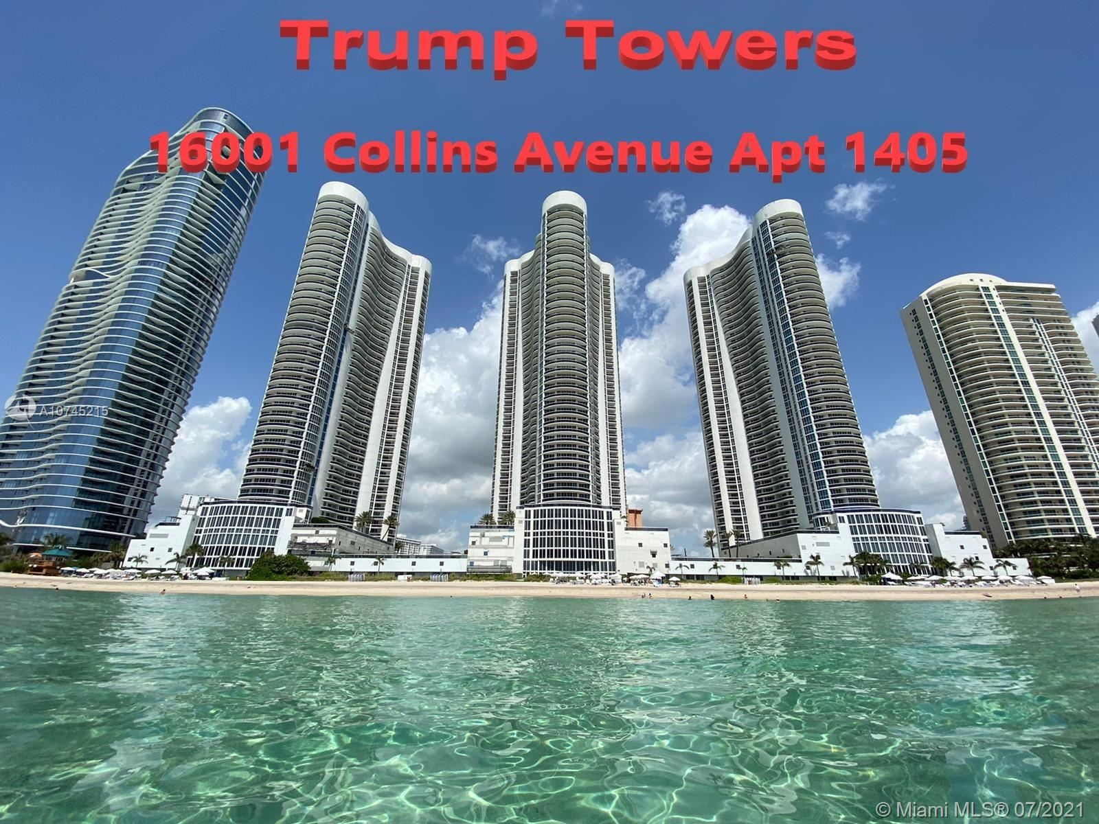 16001 Collins Ave #1405, Sunny Isles, FL 33160 - #: A10745215