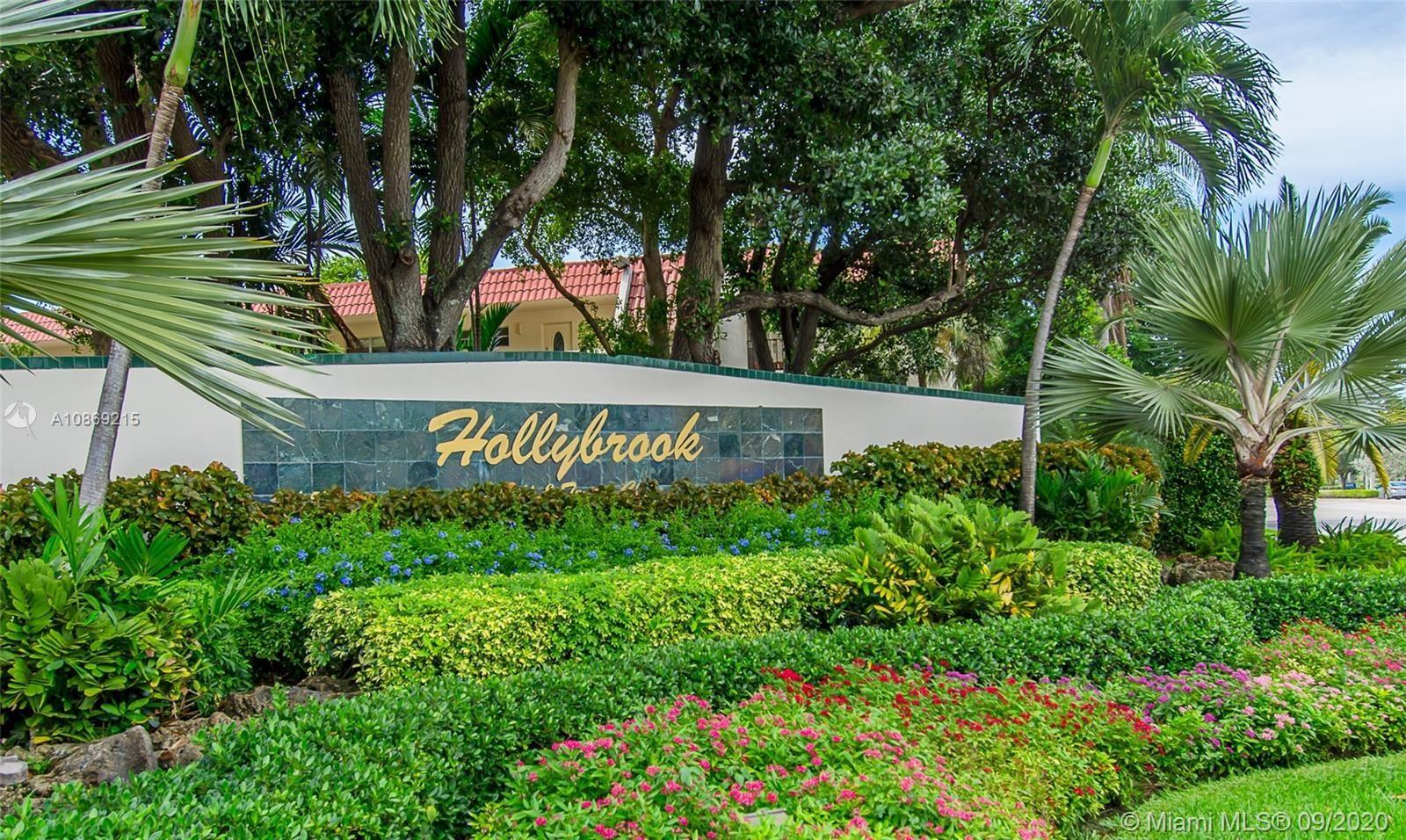 371 S Hollybrook Dr #202, Pembroke Pines, FL 33025 - #: A10869215