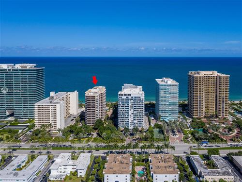 Photo of 10175 Collins Ave #1403, Bal Harbour, FL 33154 (MLS # A10885216)