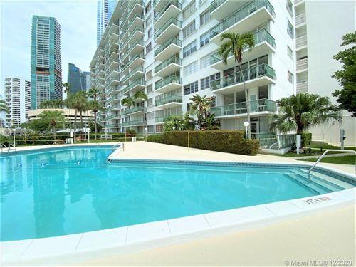 Photo of 1408 Brickell Bay Dr #102, Miami, FL 33131 (MLS # A10871217)