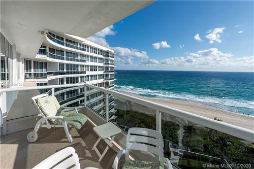 Photo of 700 S Ocean Blvd #1005, Boca Raton, FL 33432 (MLS # A10975217)