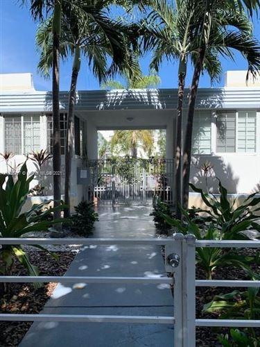 Photo of 701 Meridian Ave #6, Miami Beach, FL 33139 (MLS # A11006217)