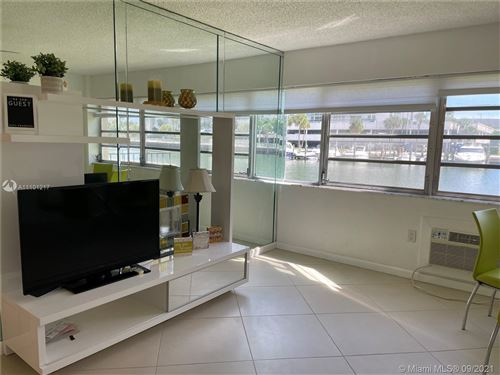 Photo of 220 Kings Point Dr #105, Sunny Isles Beach, FL 33160 (MLS # A11101217)