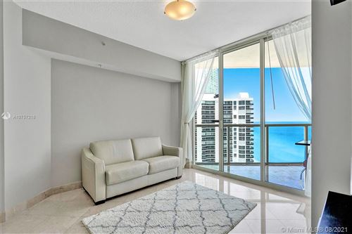 Photo of 16699 Collins Ave #2405, Sunny Isles Beach, FL 33160 (MLS # A10757218)