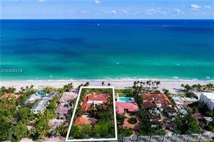 Photo of 655 Ocean Blvd, Golden Beach, FL 33160 (MLS # A10369219)