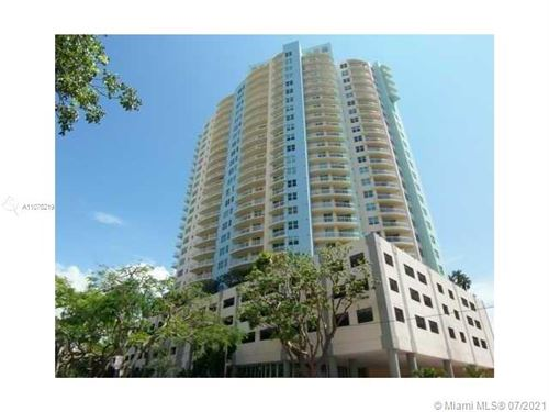 Photo of 2475 BRICKELL AV #1201, Miami, FL 33129 (MLS # A11075219)