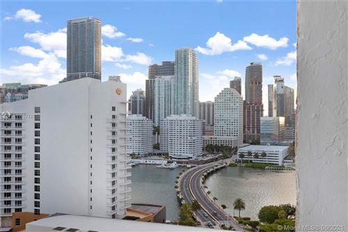 Photo of 770 Claughton Island Dr #PH-12, Miami, FL 33131 (MLS # A11057220)