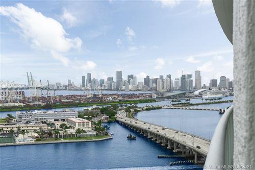 Photo of 450 Alton Rd #2105, Miami Beach, FL 33139 (MLS # A11063220)