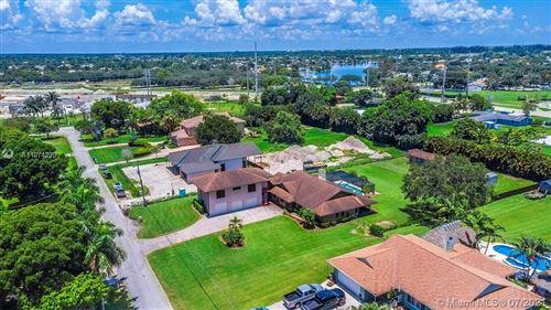 Photo of 14651 SW 16th St, Davie, FL 33325 (MLS # A11074220)