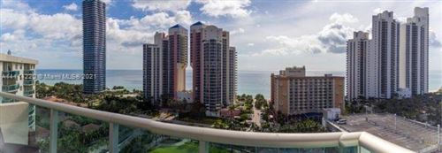 Photo of 19370 Collins Ave #PH-9, Sunny Isles Beach, FL 33160 (MLS # A11114220)