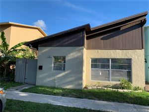 Photo of 7962 SW 7th St, North Lauderdale, FL 33068 (MLS # A10710221)