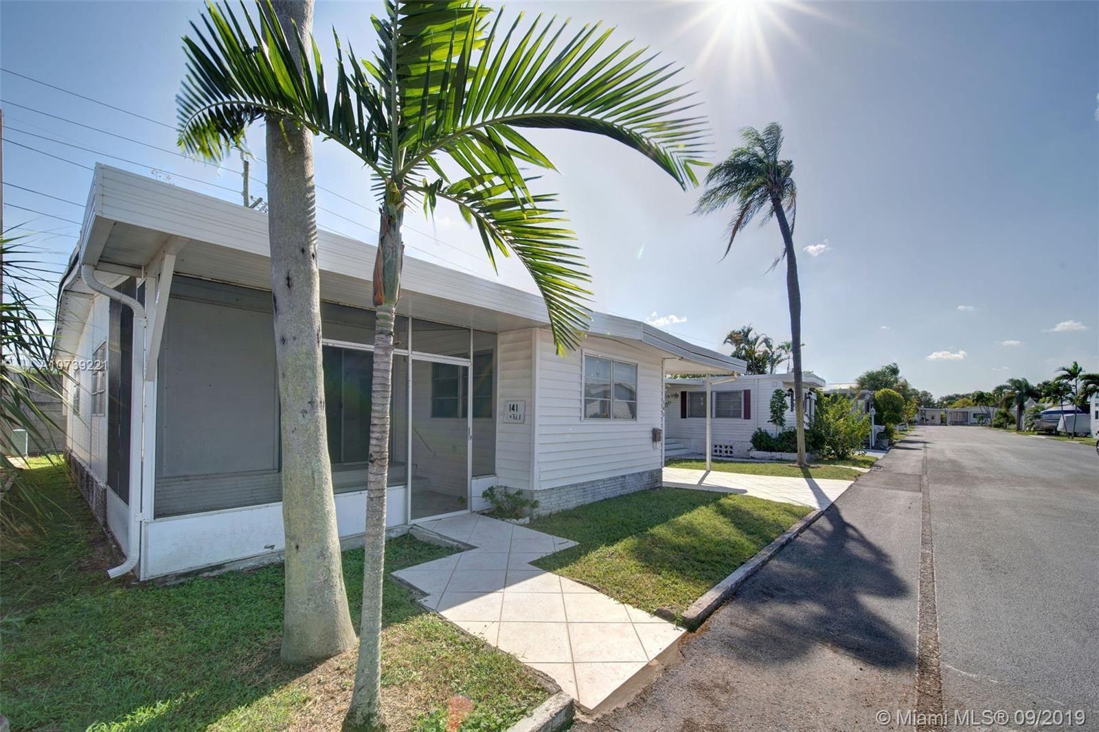 141 W Lake Shore Dr, Pembroke Park, FL 33009 - #: A10739221