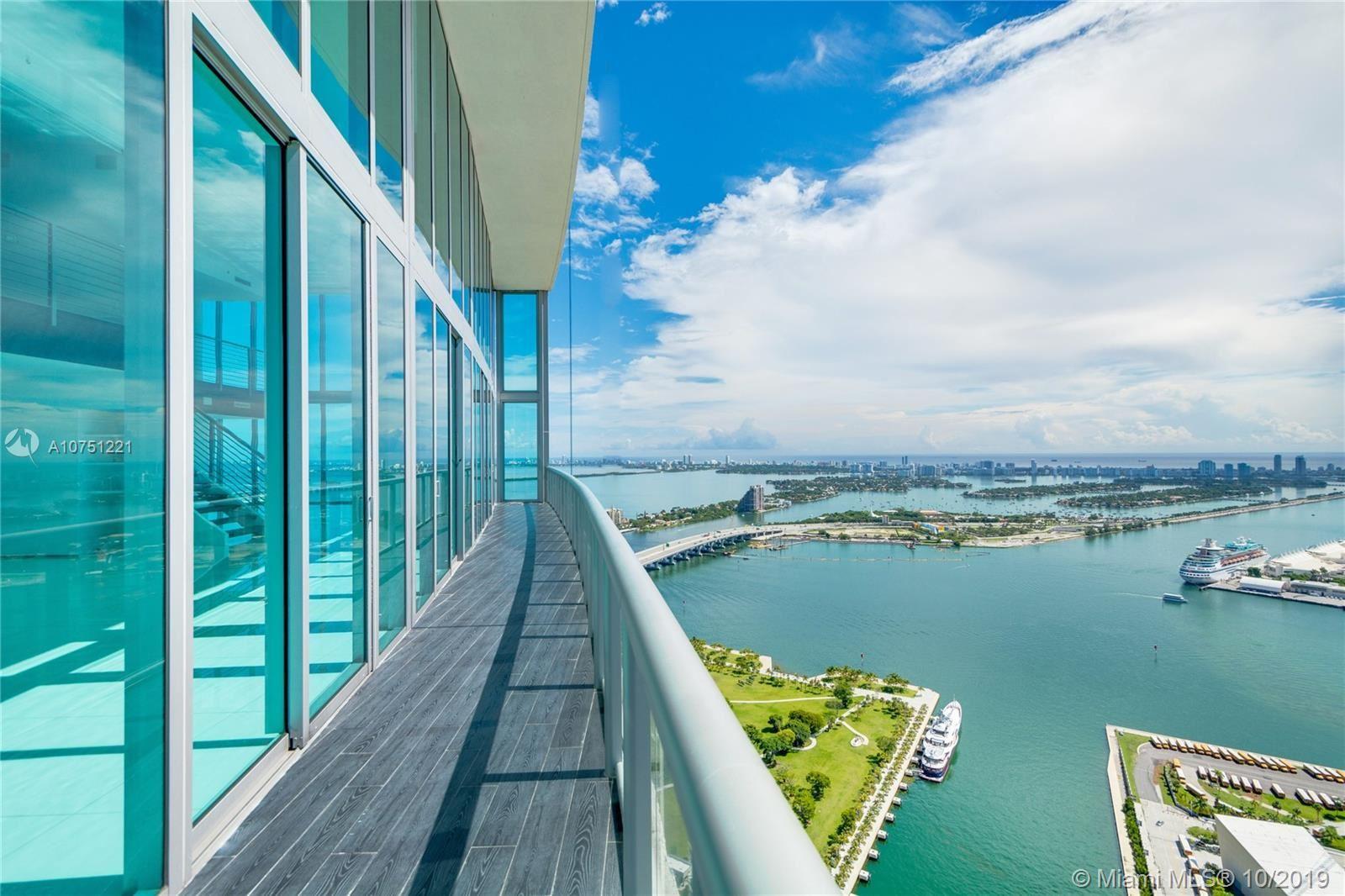 888 Biscayne Blvd #5708, Miami, FL 33132 - #: A10751221