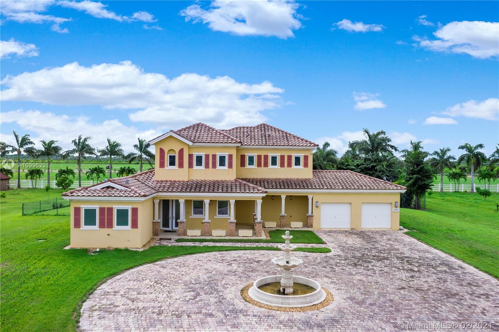 34650 SW 218th Ave, Homestead, FL 33034 - #: A10996221