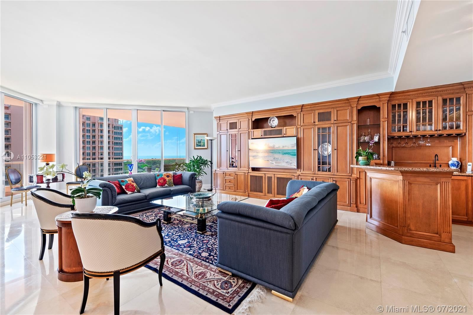 60 Edgewater Dr #11F, Coral Gables, FL 33133 - #: A11053221