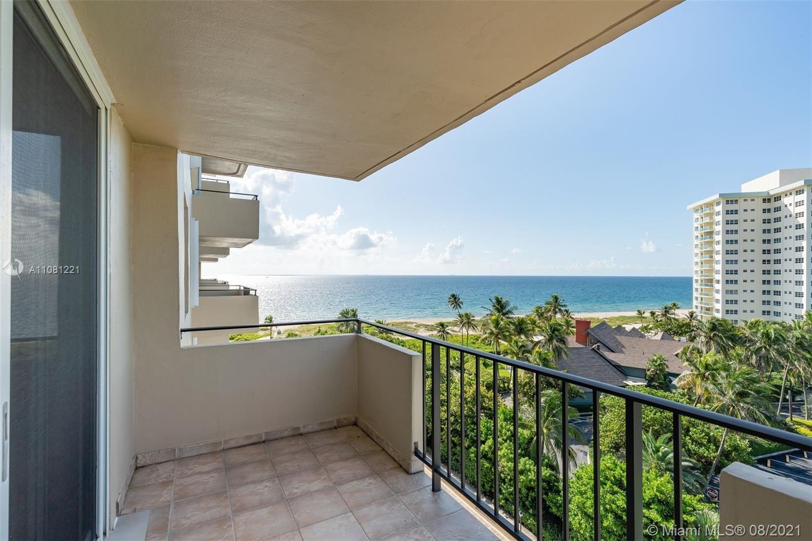 2000 S Ocean Blvd #7L, Lauderdale by the Sea, FL 33062 - #: A11081221