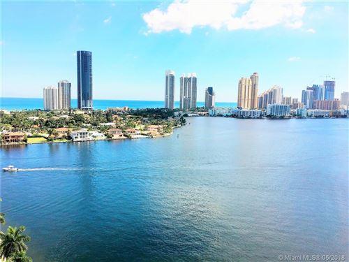 Photo of 3600 Mystic Pointe Dr #PH17-18, Aventura, FL 33180 (MLS # A10464222)