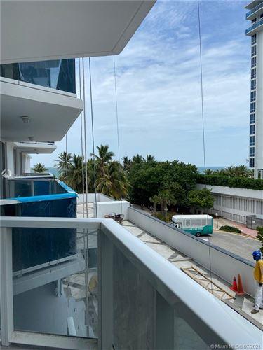 Photo of 2401 Collins Ave #505, Miami Beach, FL 33140 (MLS # A11074222)