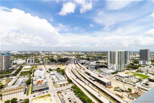 Photo of 1040 Biscayne Blvd #3407, Miami, FL 33132 (MLS # A11078222)