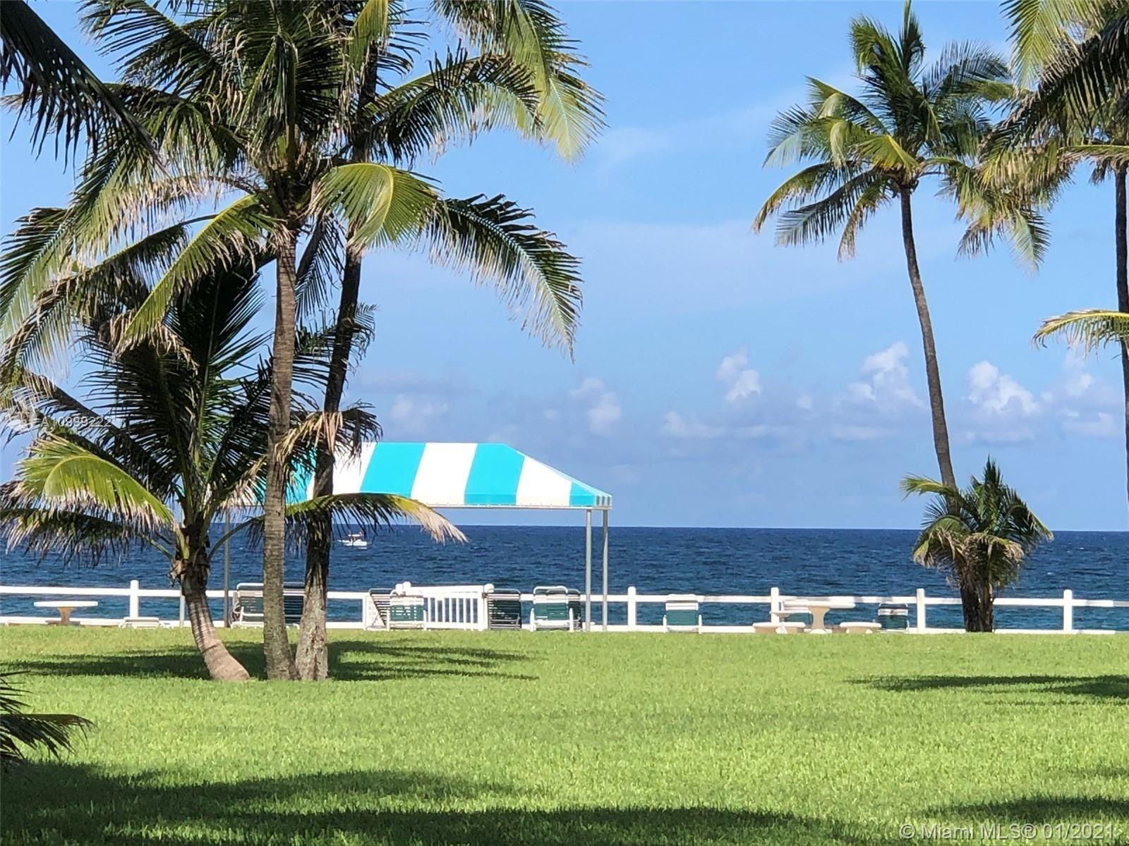 Photo of 1221 Hillsboro Mile #20C, Hillsboro Beach, FL 33062 (MLS # A10989222)