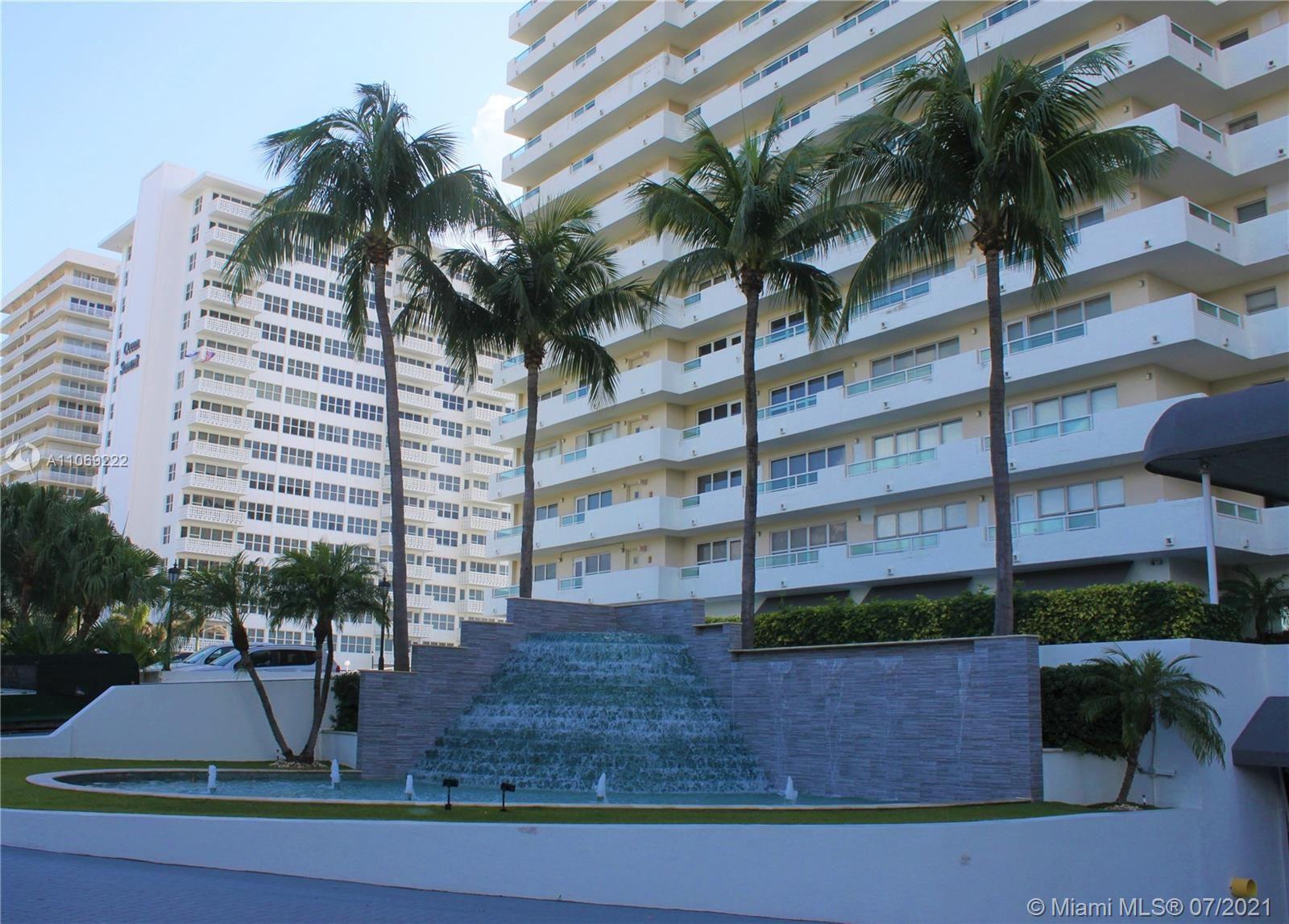 Photo of 3900 Galt Ocean Dr #815, Fort Lauderdale, FL 33308 (MLS # A11069222)