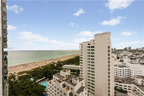 Photo of 101 20th St #2302, Miami Beach, FL 33139 (MLS # A10446223)
