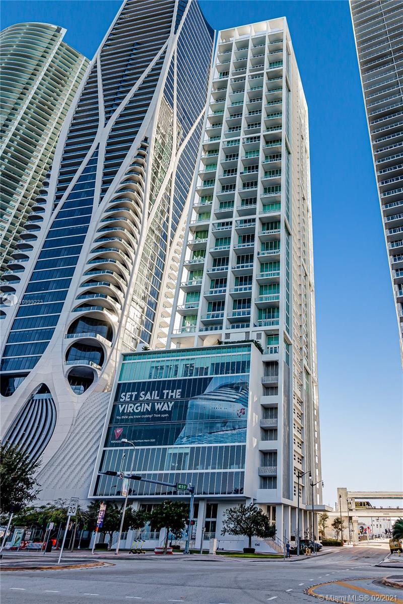 1040 Biscayne Blvd #2608, Miami, FL 33132 - #: A10999223