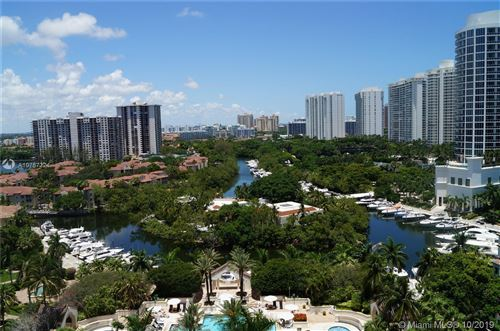 Photo of 2000 Island Blvd #1610, Aventura, FL 33160 (MLS # A10757224)