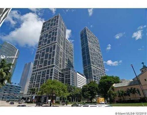 Photo of 495 Brickell Ave #2507, Miami, FL 33131 (MLS # A10785224)