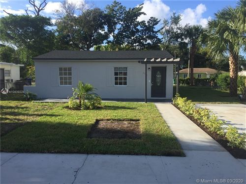 Photo of 2270 NW 155th St, Miami Gardens, FL 33054 (MLS # A10839224)