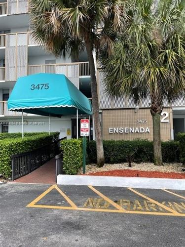 Photo of 3475 N Country Club Dr #207, Aventura, FL 33180 (MLS # A11114224)