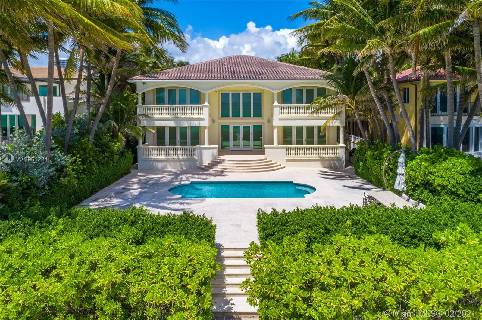 Photo of 547 Ocean Blvd, Golden Beach, FL 33160 (MLS # A10961224)