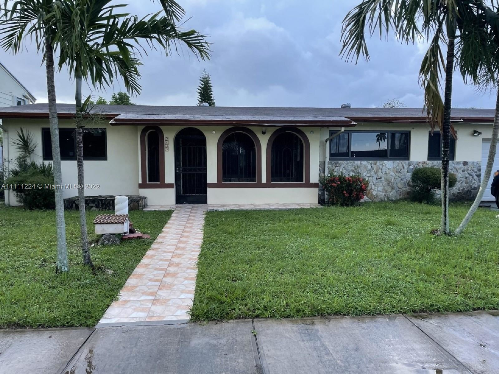 2425 NW 132nd St, Miami, FL 33167 - #: A11111224