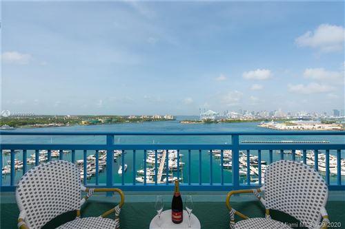 Photo of 90 Alton Rd #1608, Miami Beach, FL 33139 (MLS # A10928225)