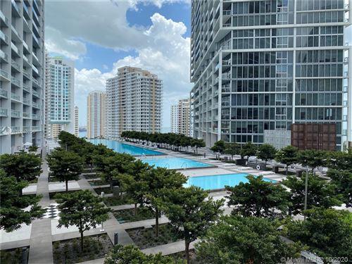 Photo of 485 Brickell Ave #2810, Miami, FL 33131 (MLS # A10940225)