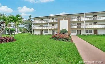Photo of 400 Mansfield J #400, Boca Raton, FL 33434 (MLS # A11029225)