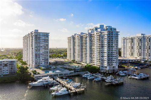 Photo of 18071 Biscayne Blvd #501-3, Aventura, FL 33160 (MLS # A11075225)