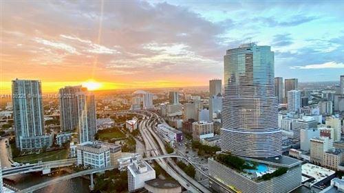 Photo of 200 Biscayne Boulevard Way #3509, Miami, FL 33131 (MLS # A11109225)