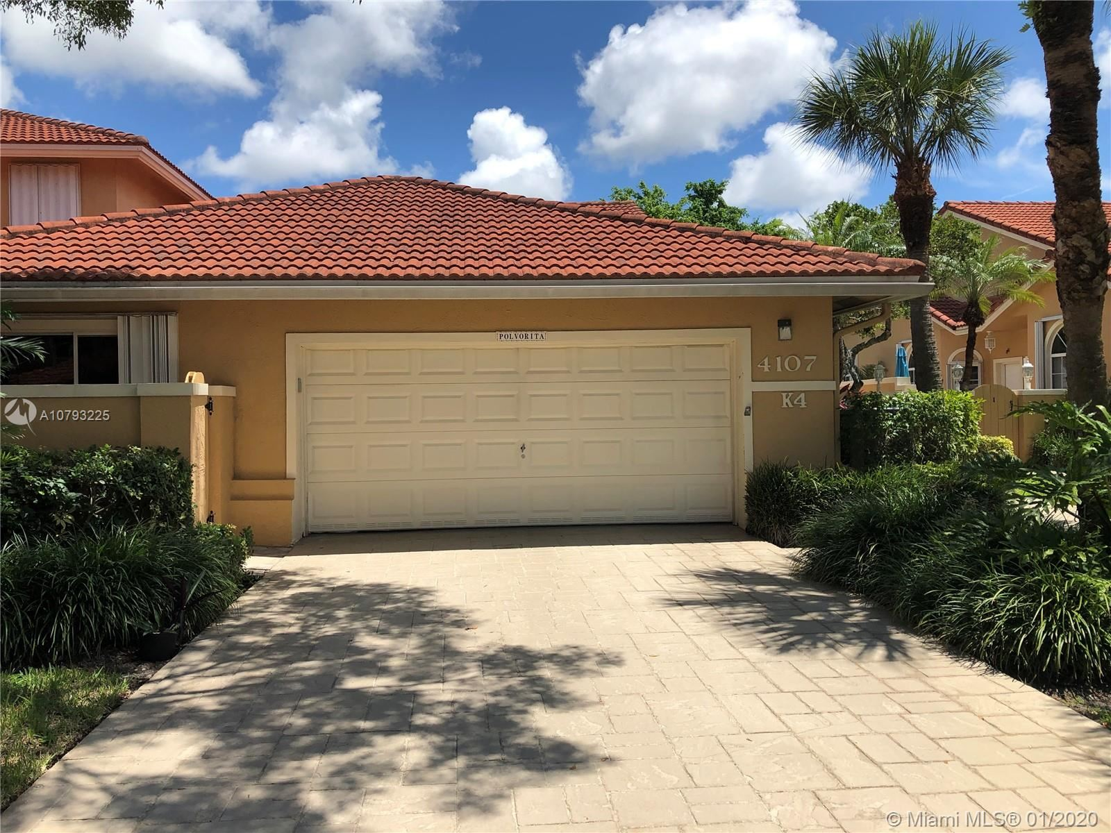 4107 Carriage Dr #4107 K-4, Pompano Beach, FL 33069 - #: A10793225