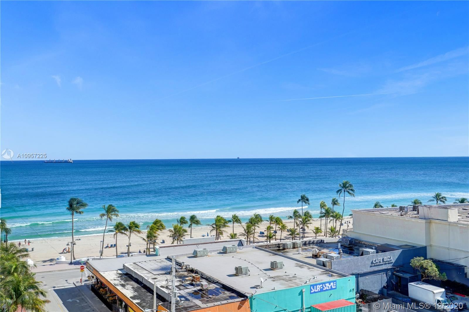 Photo of 101 S Fort Lauderdale Beach Blvd #907, Fort Lauderdale, FL 33316 (MLS # A10957225)