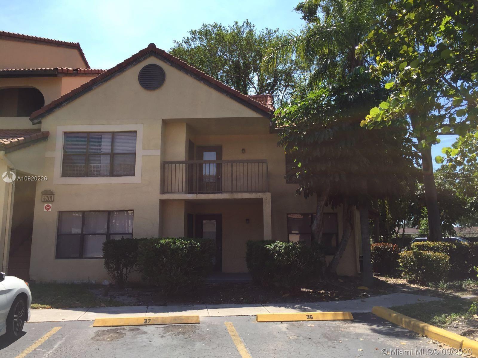 4201 W Mcnab Rd #22, Pompano Beach, FL 33069 - #: A10920226